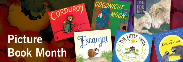 November is Picture Book Month! Picture books are enjoyed by children and adults alike, of all ages.